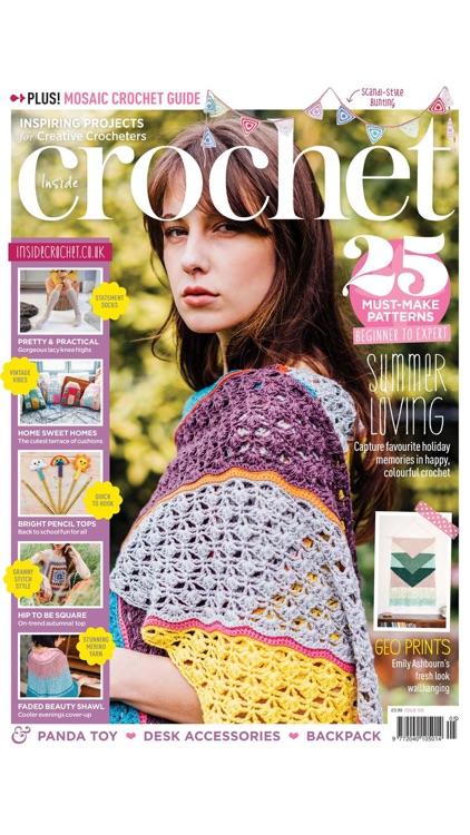 Inside Crochet Magazine screenshot-3