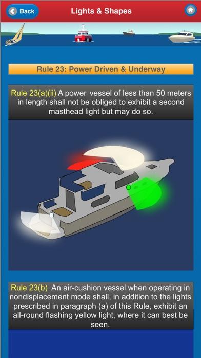 ... Screenshot #9 For U.S. Inland Navigational Rules ...