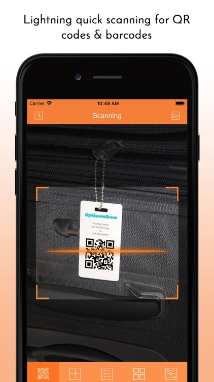 QR Code Generator & Scan QR