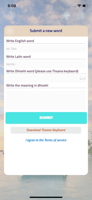 Dhivehi Radheef on the App Store