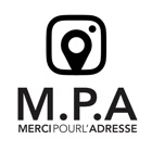 MERCI POUR L'ADRESSE icon