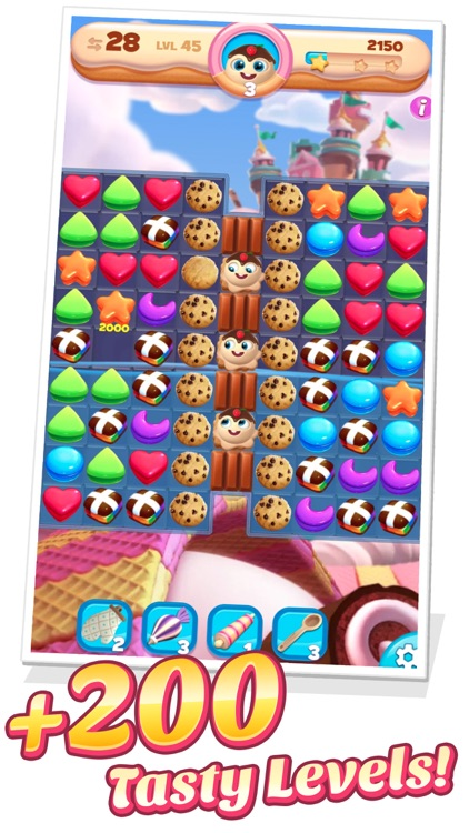 Cookie Jam Blast screenshot-3