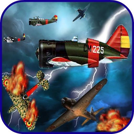 Sky Warplanes Shooting