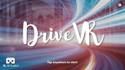 Drive VR screenshot one