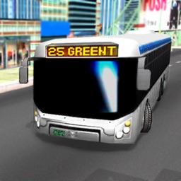 Bus Driver City Transporter