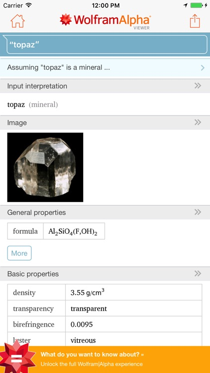 WolframAlpha Viewer screenshot-4