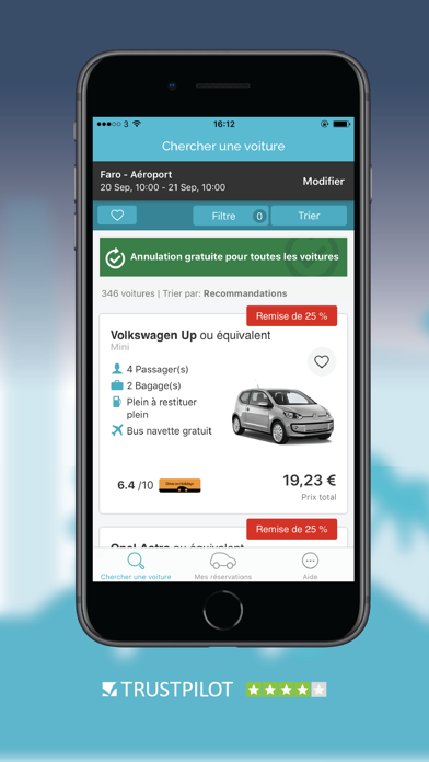 messages.download Holiday Autos – Car Hire software