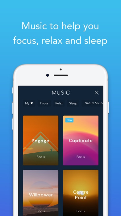 download Calm apps 1