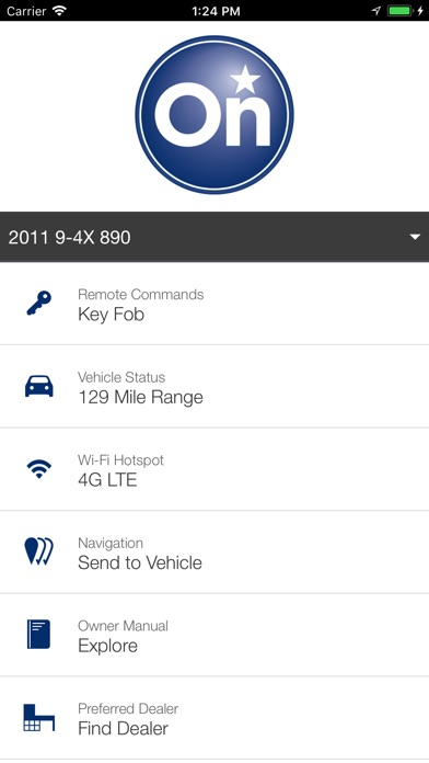 Onstar Remotelink review screenshots