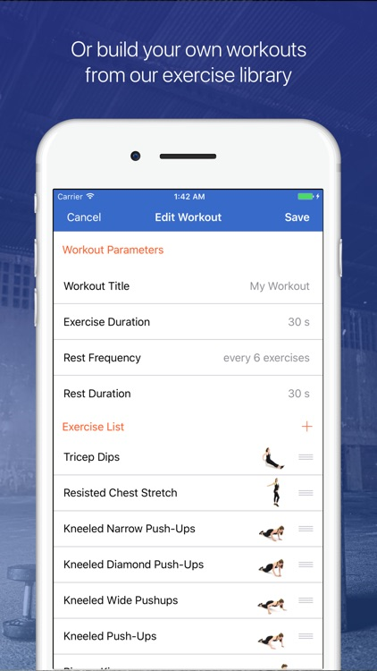 Upper Body Workouts by Fitify screenshot-4