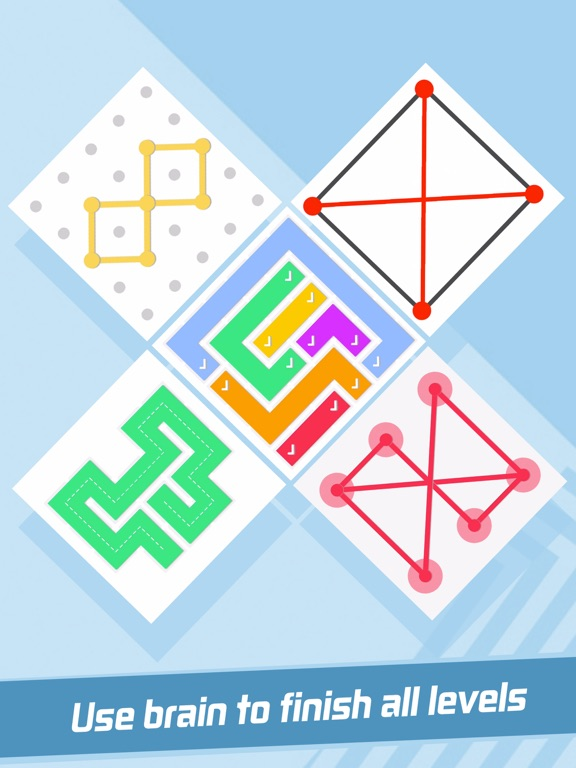 Hello Lines - relaxing puzzles screenshot 7