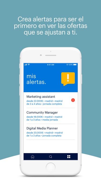 Randstad España Empleo screenshot-3