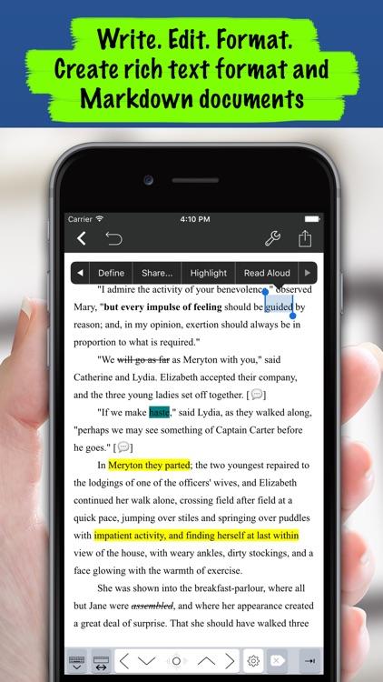 Notes Writer - Legacy Version