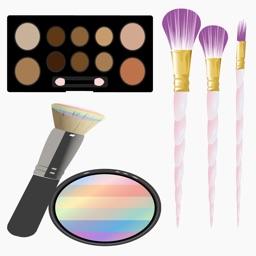 Makeup Beauty Sticker Pack