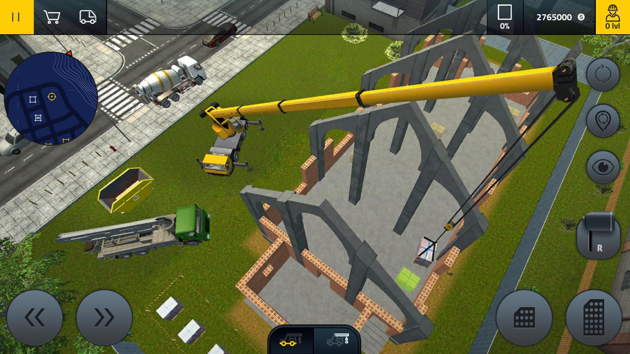 Construction Simulator PRO Screenshot