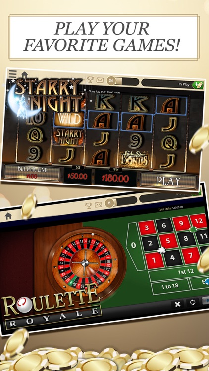 Turning Stone Online Casino screenshot-3