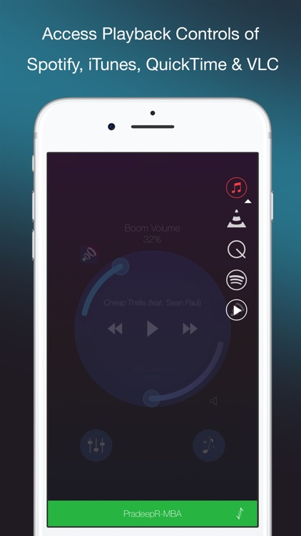 Boom Remote screenshot-3