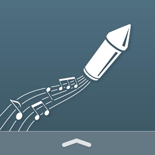 Music Launcher with Widget