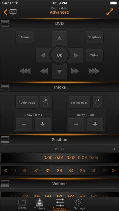 VLC Remote screenshot four