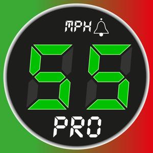 Speedometer 55 Pro. GPS kit. app