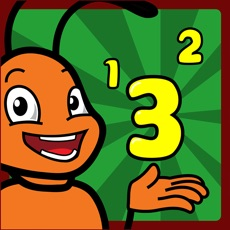Activities of Ant Junior Learn Numbers