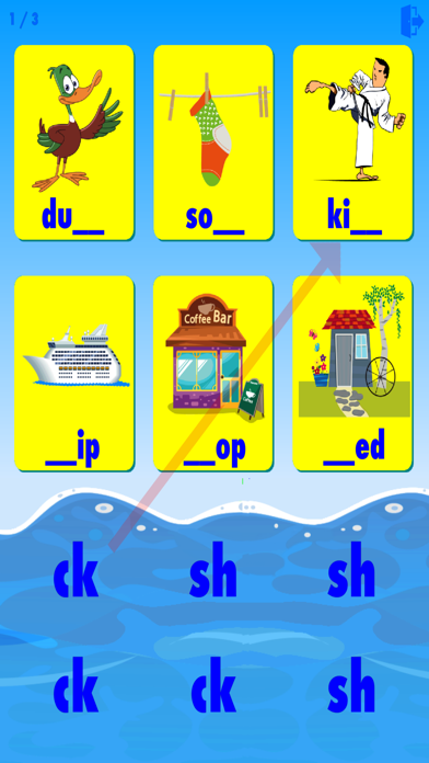 Screenshot for i Can Type - Sight Words in Austria App Store