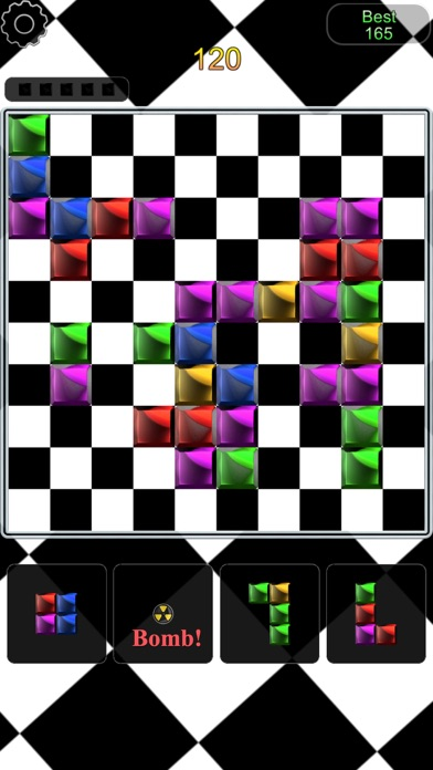 Chain the Color Block screenshot 4