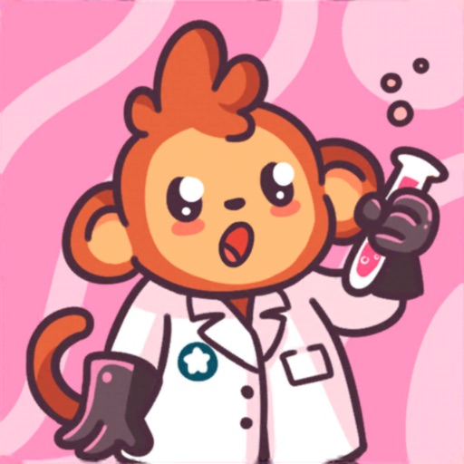 Monkeynauts: Merge Monkeys icon