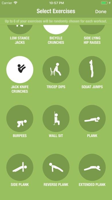 Streaks Workout app image