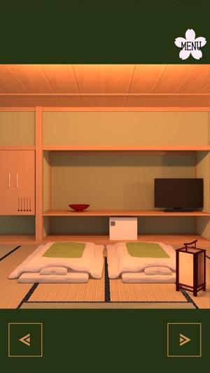 Escape game Onsen Sakura on the App Store