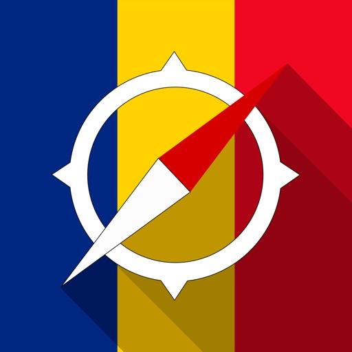 Romania Offline Navigation