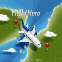 FlightHero Flight Tracker