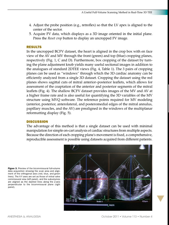 Anesthesia & Analgesia® screenshot-4