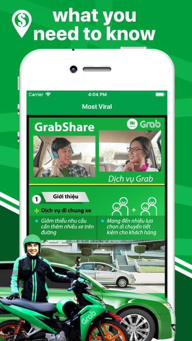 GDriver: grabtaxi Driver screenshot two