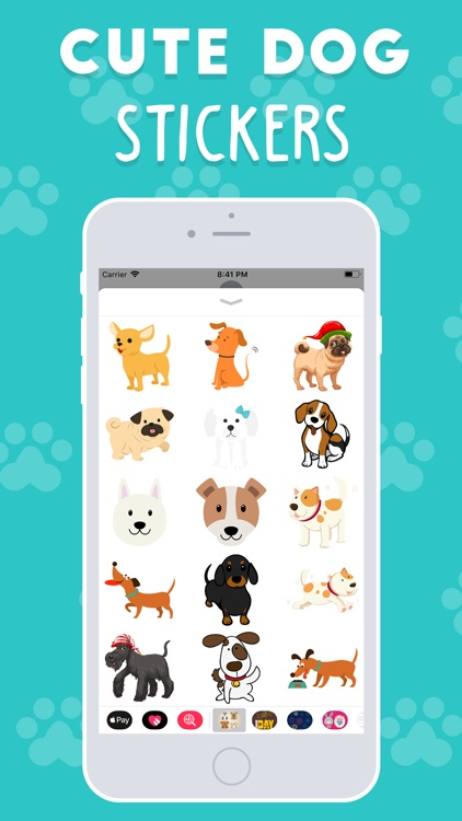 Dogs Emojis screenshot-2