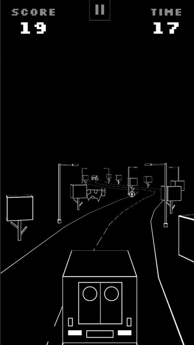 Racing Pixel Car screenshot two