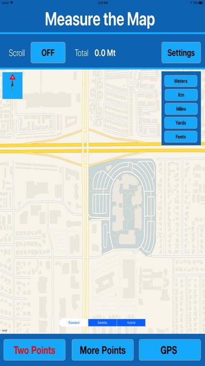 Measure the Map screenshot-3