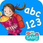 Антония идет в школу: abc, 123 icon