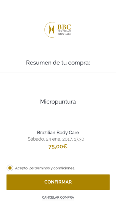 Brazilian Body Care screenshot three