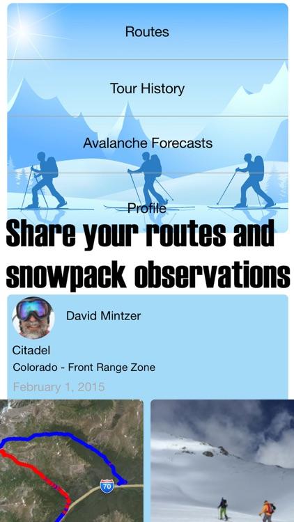 Backcountry Ski Tracker screenshot-4