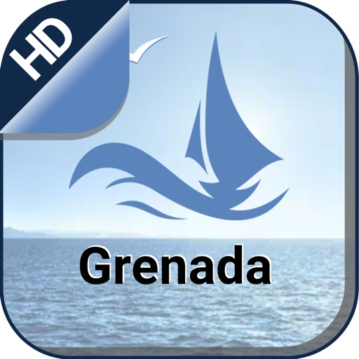 Boating Grenada Nautical Chart
