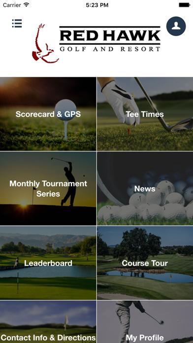 Red Hawk Golf & Resort (Reno) screenshot 2