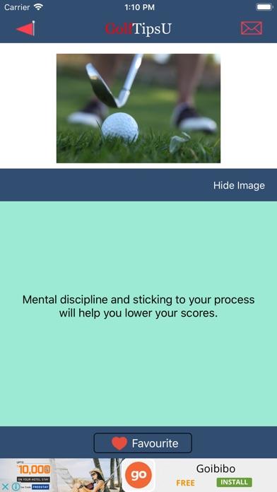 Golf Tips.