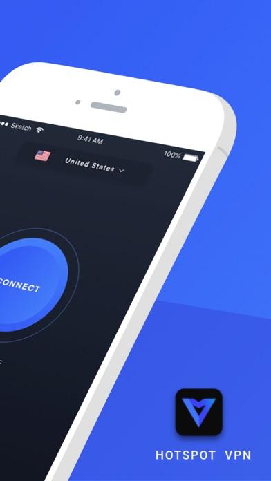 Hotspot VPN – Unlimited VPN-1