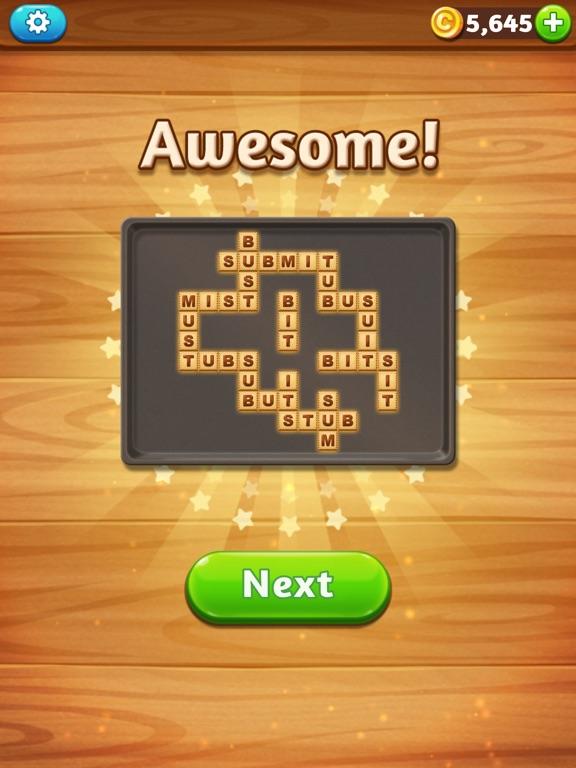 WordCookies Cross screenshot 8
