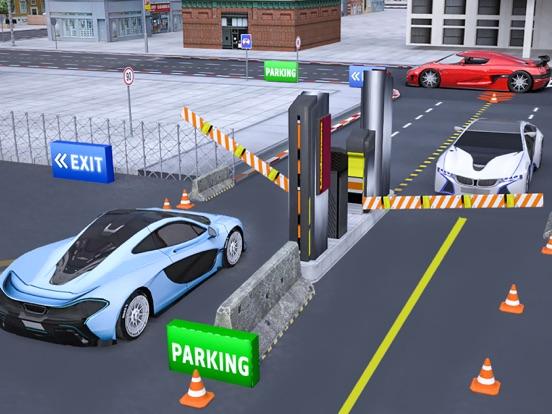 Driving Car Test Drive Parking-ipad-0