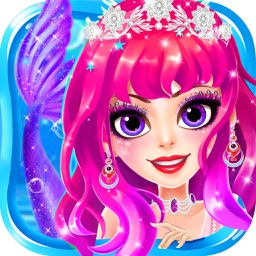 Makeup Salon -Mermaid Princess