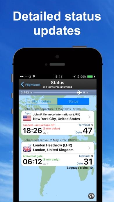 飛行追踪器和雷達 Flight Tracker Lite屏幕截圖1