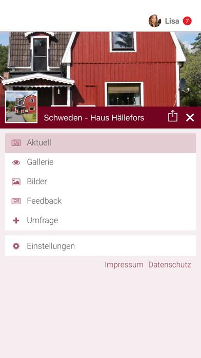 Schweden - Haus Hällefors screenshot 2