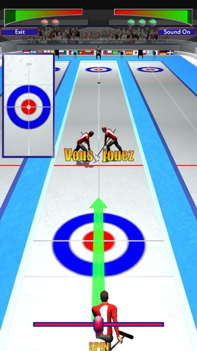 Curling OnLine screenshot 1